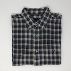 John Varvatos U.S.A. Button Down Shirt Size S